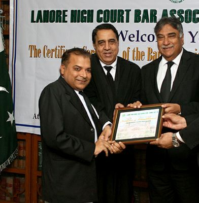 receiving certificate of recognition 2018